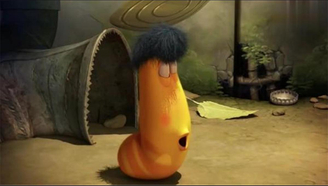 爆笑虫子:虫虫苦恼长头发了,只要戴上魔戒保证头发全秃秃