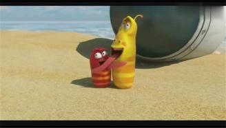 爆笑虫子:臭屁虫坐上导弹遨游天际,上天入海,幸免来到荒岛
