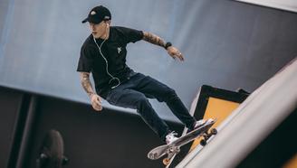 【亚运会滑板预选赛 混剪第一弹】这就是飞一样的感觉!