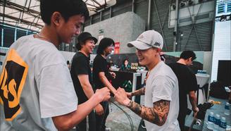【2018中国滑板俱乐部联赛】上海站赛事选手访谈——揭秘大神心路历程
