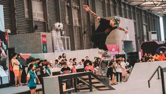 【完整赛事视频】2018中国滑板俱乐部联赛-上海站