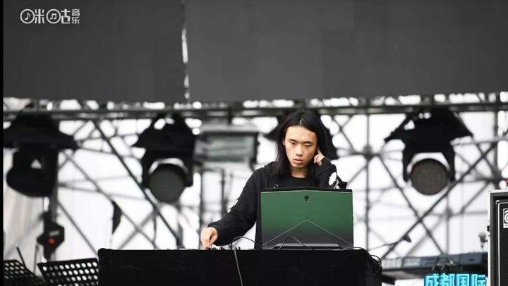 成都國際熊貓音樂節 啞門說唱 37.2