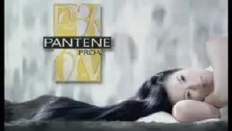 章子怡潘婷早期广告Pantene - Zhang Ziyi