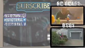 90年代風格《英雄聯盟》廣告