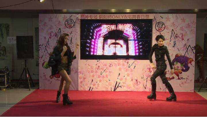 【3.19囧神宅舞春日祭】zeroshine舞团--没有明天