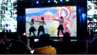2017魔都新年祭宅舞视频11