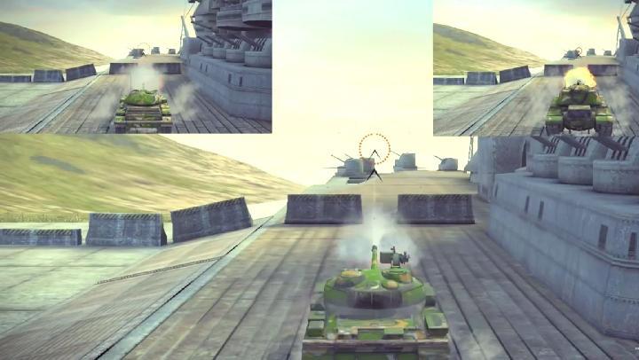 坦克世界閃電戰[炮聲音樂]本體BGM Alone
