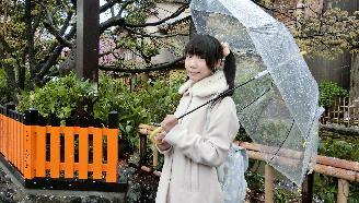 【はつこ】45秒 【初投稿】樱花